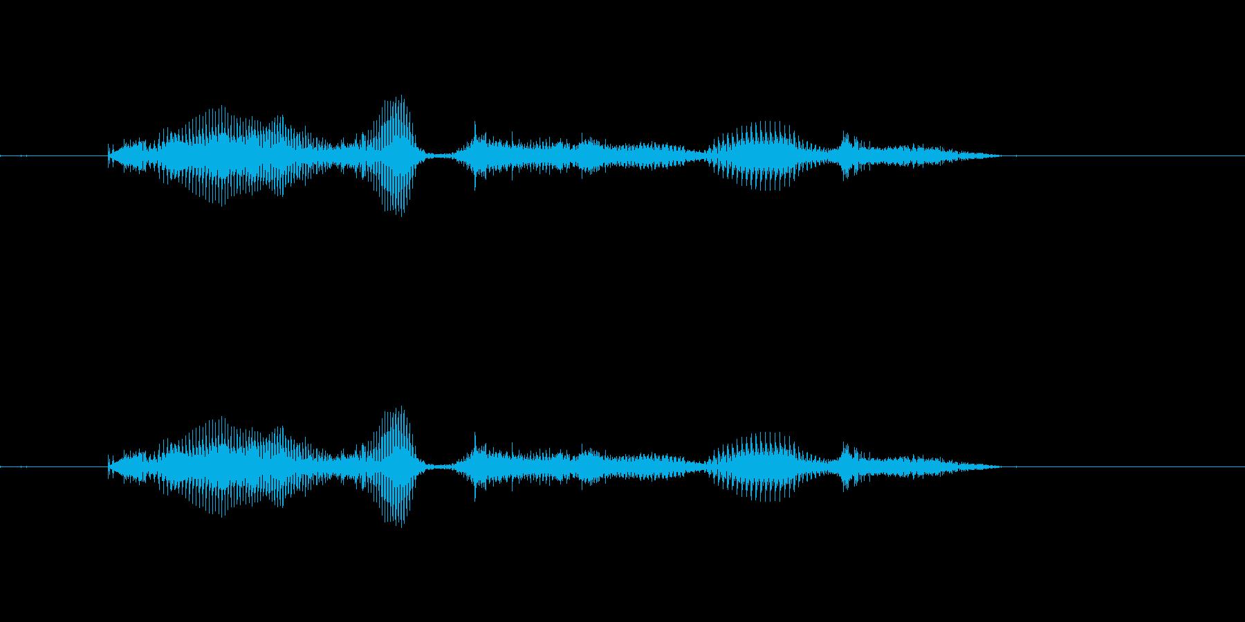 【時報・時間】18時ですの再生済みの波形