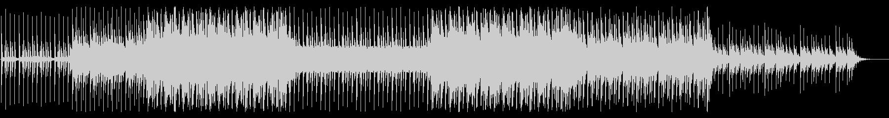 トロピカルハウス(ダブラッカなしver)の未再生の波形