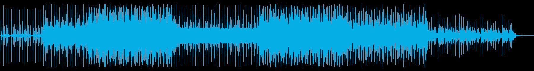 トロピカルハウス(ダブラッカなしver)の再生済みの波形