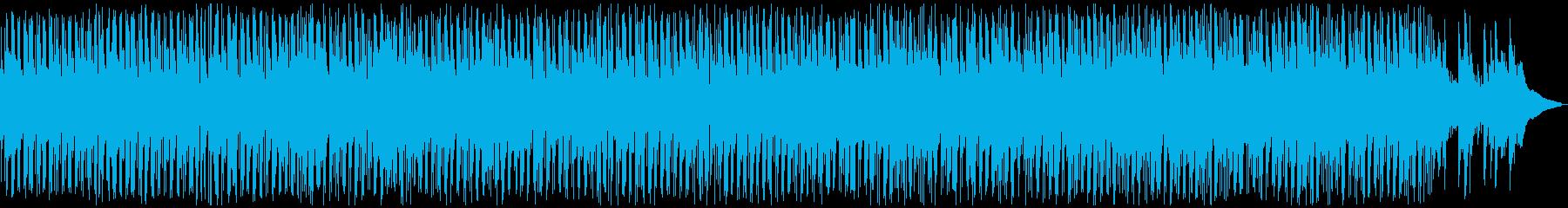 切ない系ボサノヴァ・上質な時間を彩るの再生済みの波形