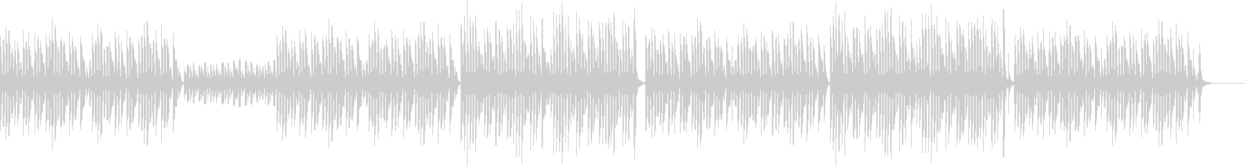 bpm076 キッズTikTok可愛い笛の未再生の波形
