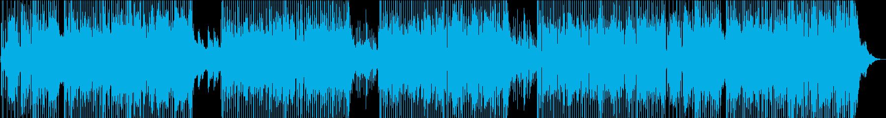 テナーサックスが切ないスムースジャズの再生済みの波形