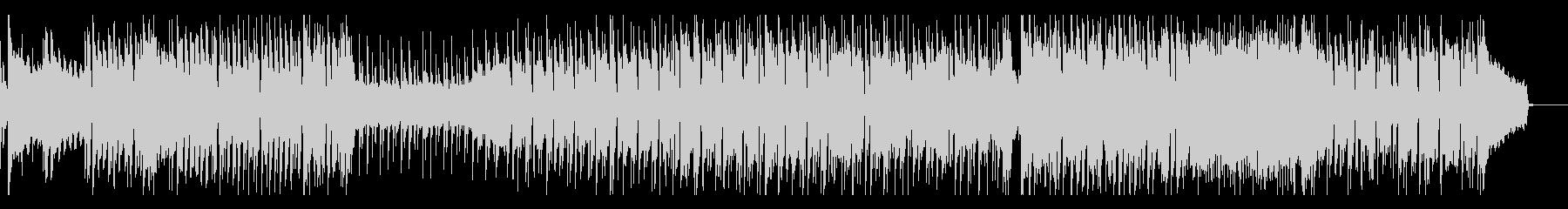 疾走感あるクールなバンドサウンドの未再生の波形