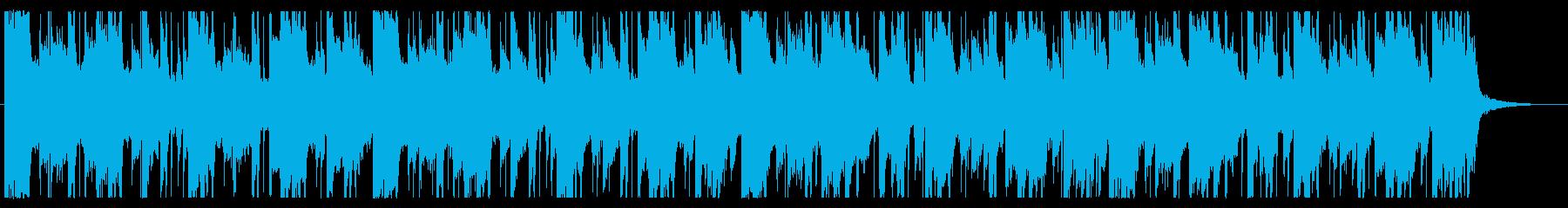 ピアノ/シンプル/R&B_No443_4の再生済みの波形