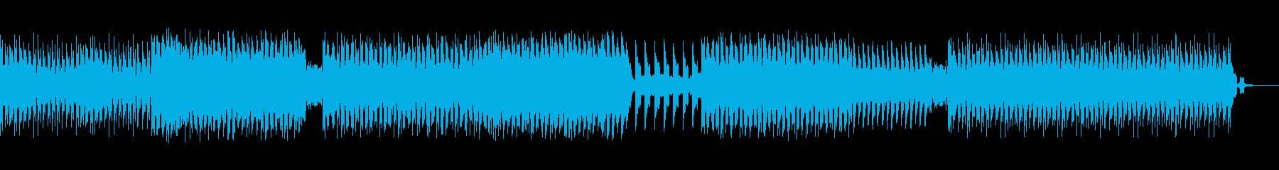 テクノ。 Elettronic。ス...の再生済みの波形
