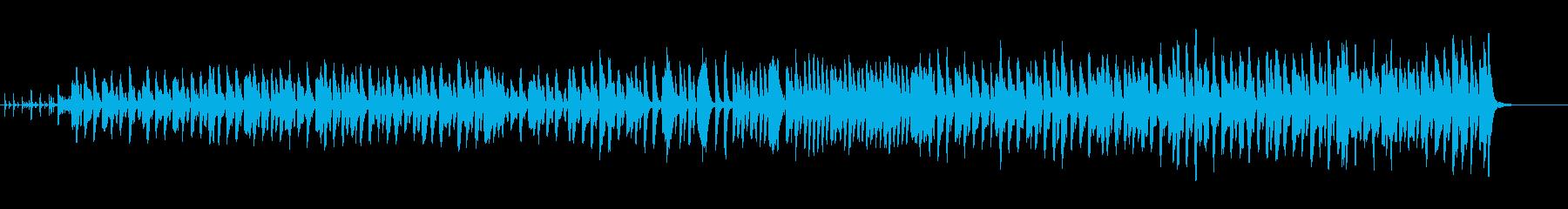 おもちゃの鼓笛隊の再生済みの波形