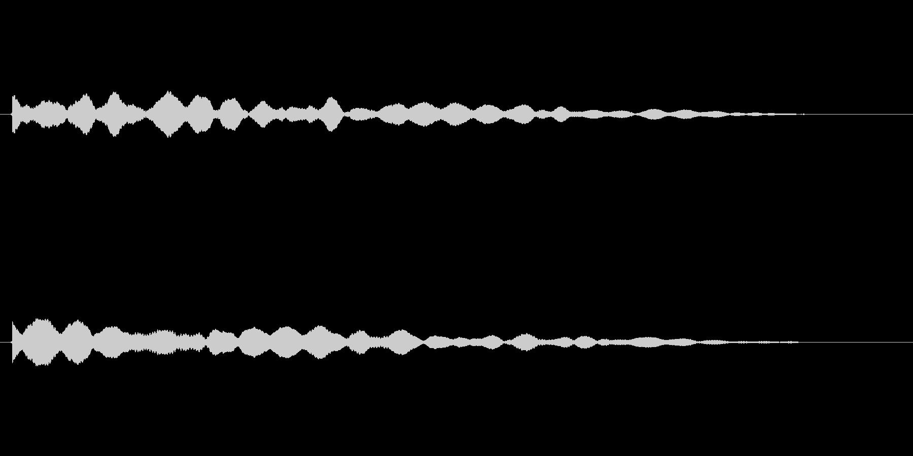 キラキラ系_104の未再生の波形