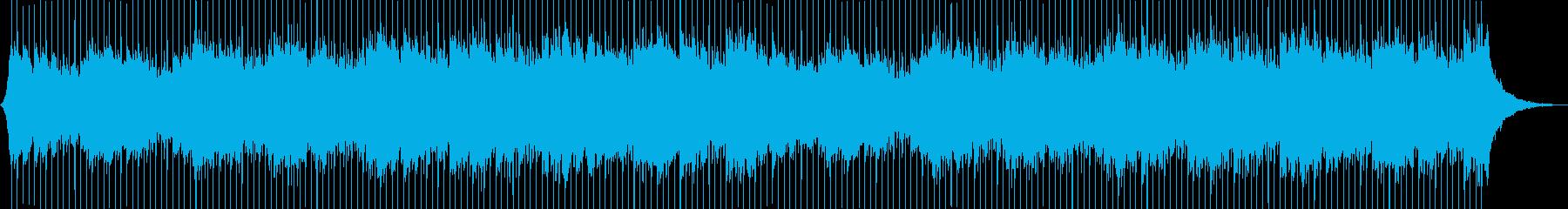 企業VP115、シンプル、アンビ、爽快aの再生済みの波形