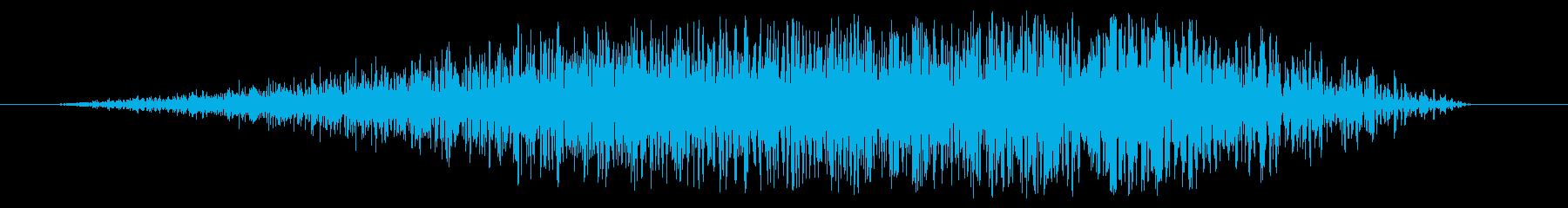 シンセ・フー・バイ、フォリーの再生済みの波形