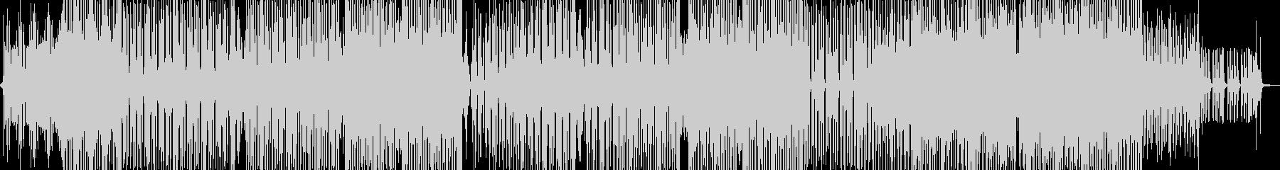 海でプカプカ まったりしたレゲェポップの未再生の波形