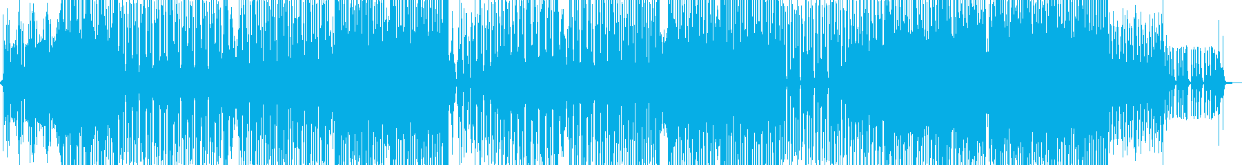 海でプカプカ まったりしたレゲェポップの再生済みの波形