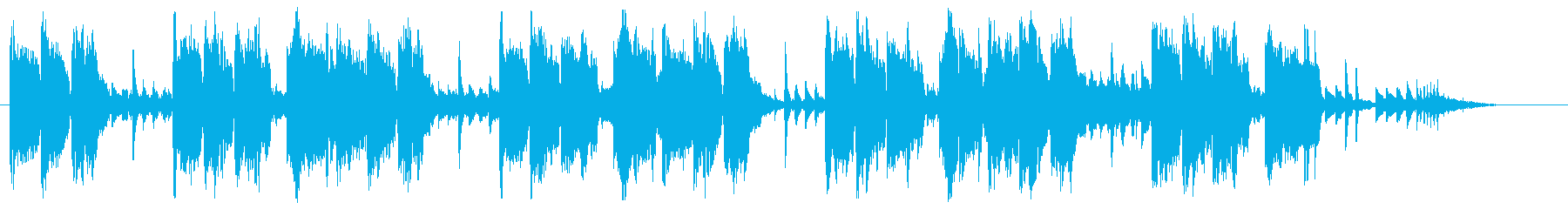 texture12の再生済みの波形