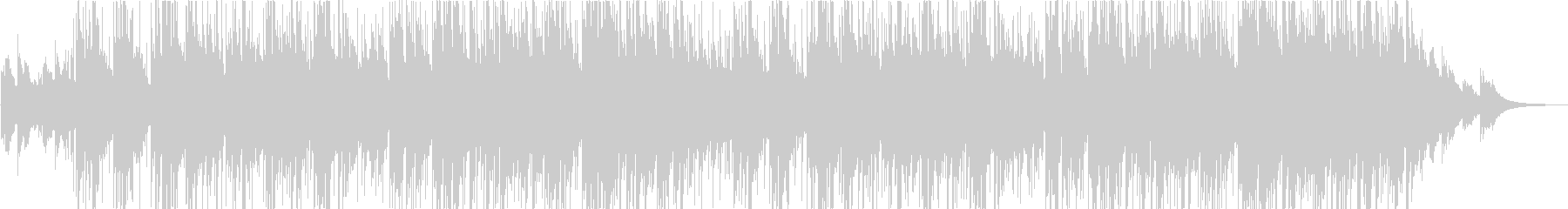 【生演奏】切なくも温かい 優しいアコギ曲の未再生の波形