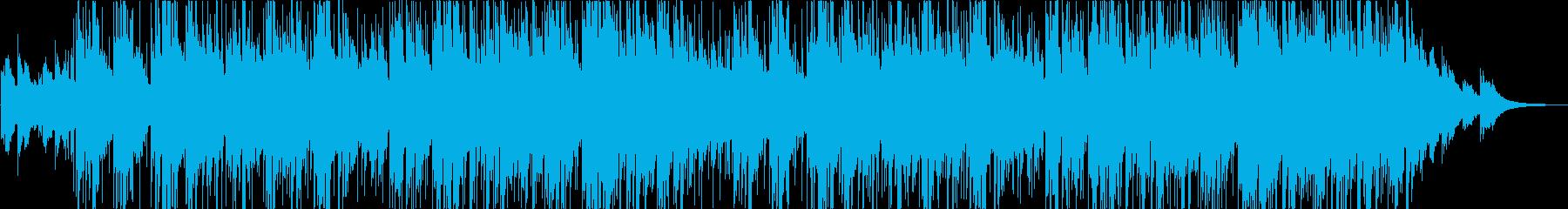 【生演奏】切なくも温かい 優しいアコギ曲の再生済みの波形