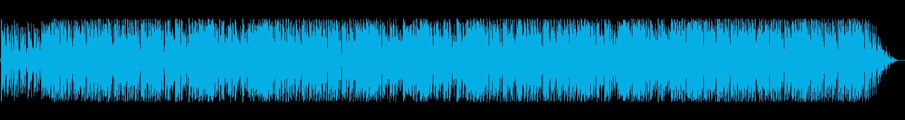 シンプルでクリーンなリズムギターは...の再生済みの波形