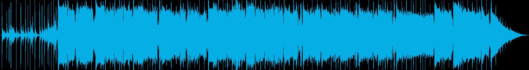 メロディックなアコースティックパー...の再生済みの波形