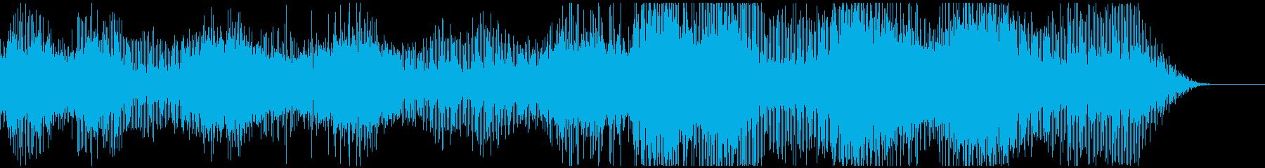 プチプチプチプチ体内にパワーがみなぎる。の再生済みの波形