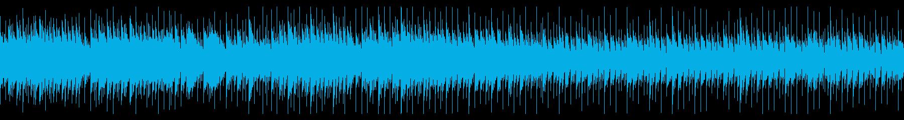 キラキラしたシンセ曲企業やCMにの再生済みの波形