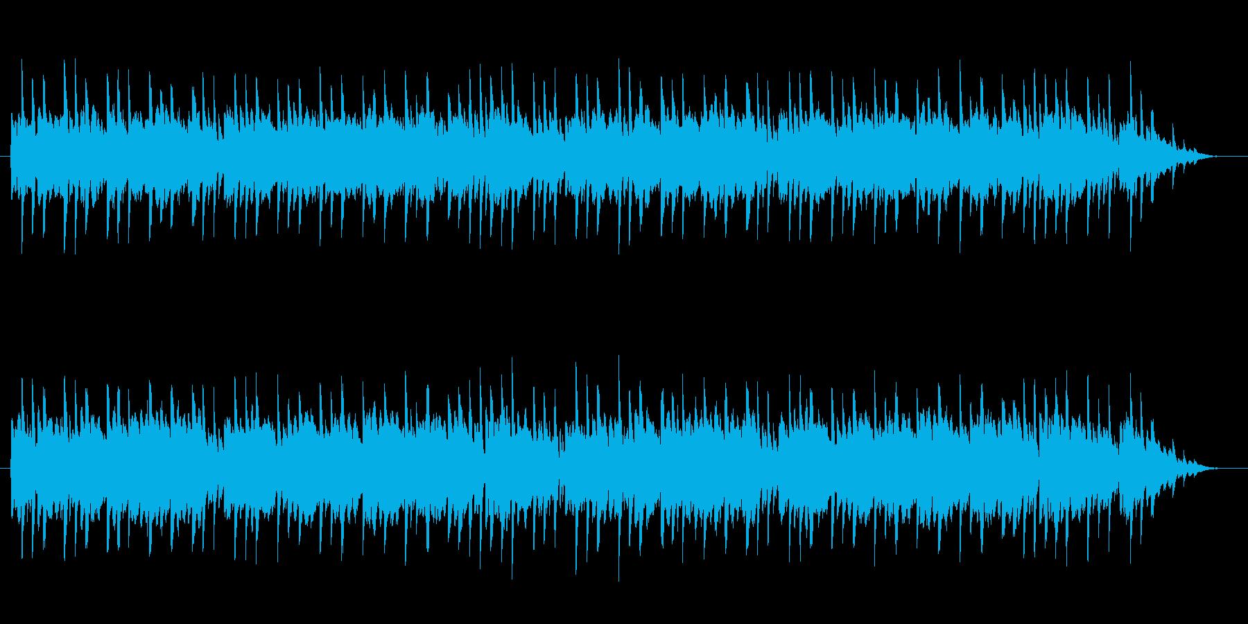 8bitクラシック-Largo-の再生済みの波形