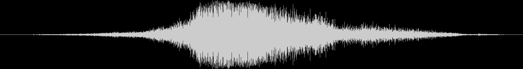 シボレーカマロ:Ext:ショートア...の未再生の波形