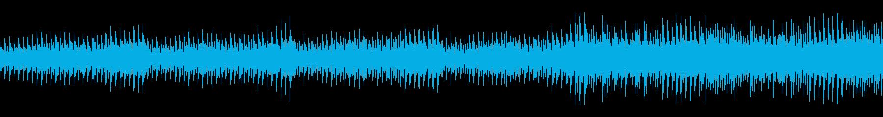 鉄琴、ブラス、ティンパニの運動会BGMの再生済みの波形