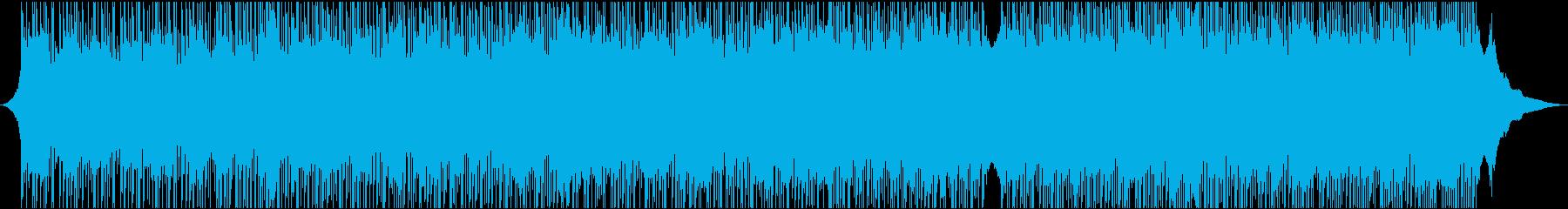 新世紀エレクトロニクス テクノロジ...の再生済みの波形