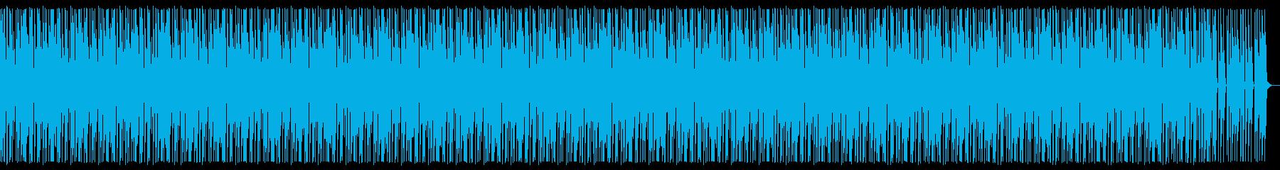 いたずら ハロウィン マリンバ ダークの再生済みの波形