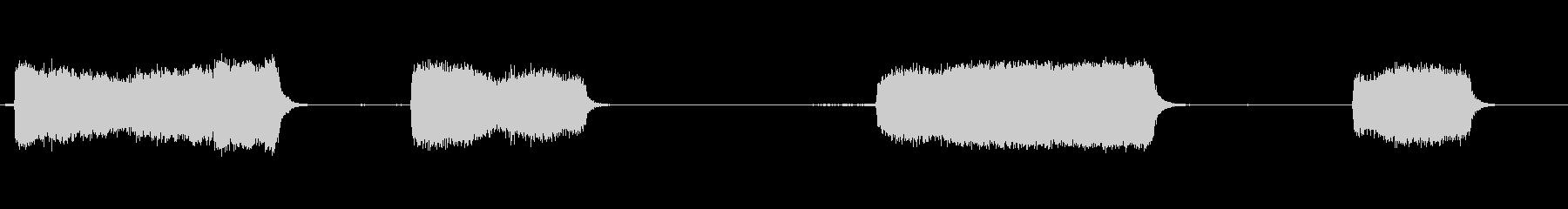 高圧エアホース:短いリリースの未再生の波形