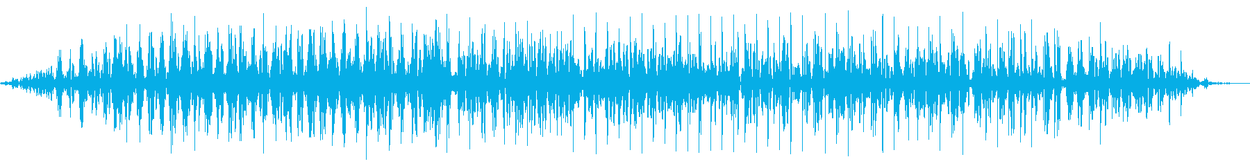 でこぼこワーブル3の再生済みの波形