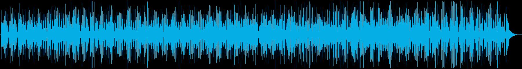 ディキシーランド ラグタイム ワー...の再生済みの波形