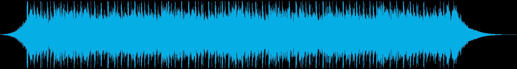 シリアスコーポレーション(40秒)の再生済みの波形