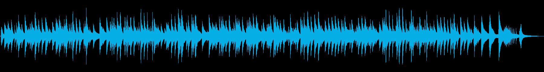 おうちでジャズラウンジ気分/ピアノソロの再生済みの波形