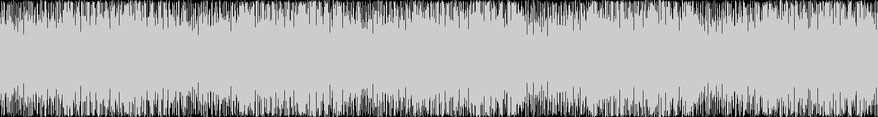 小川のせせらぎ(チョロチョロ・サラサラ)の未再生の波形