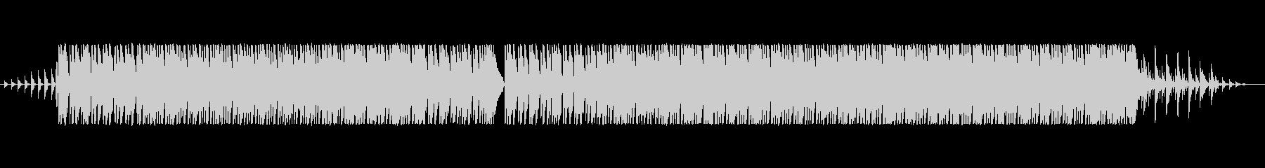 変拍子・ポリリズムのピアノソロの未再生の波形