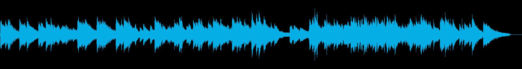 ピアノソロ 悲しげ 不思議 短いの再生済みの波形