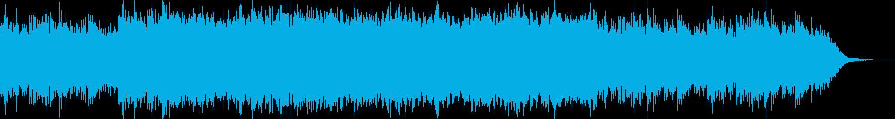 安心感 製品紹介 学校紹介の再生済みの波形