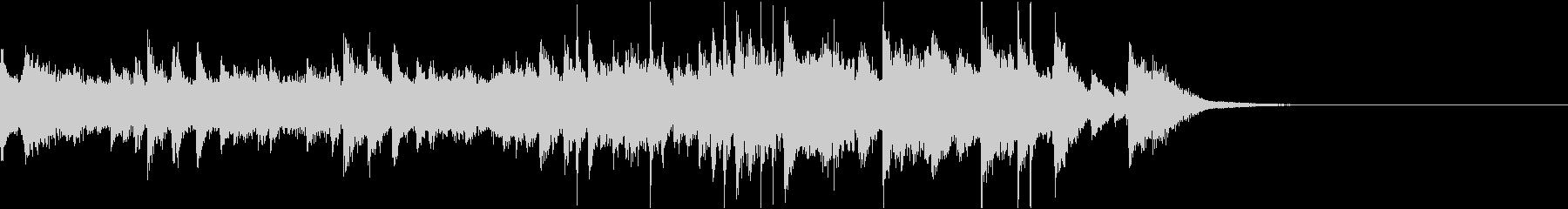 Refreshing violin / jingle's unreproduced waveform