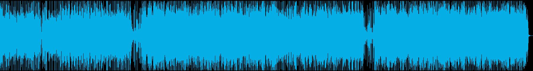 夏の海に飛び込みたくなるライトロックの再生済みの波形
