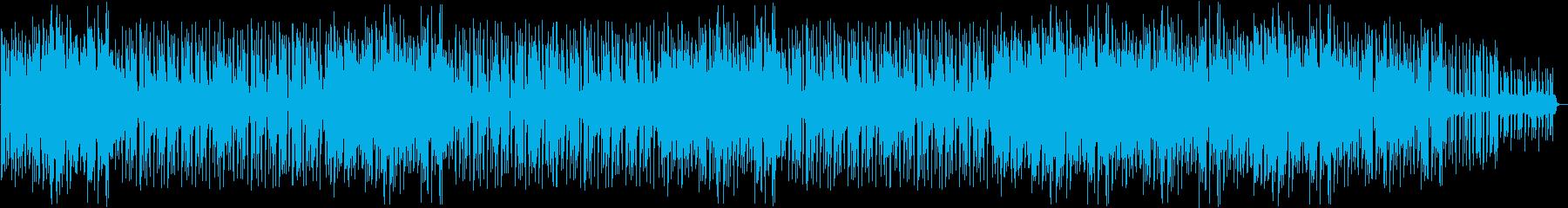 ヒップホップの影響を受けやすい簡単...の再生済みの波形