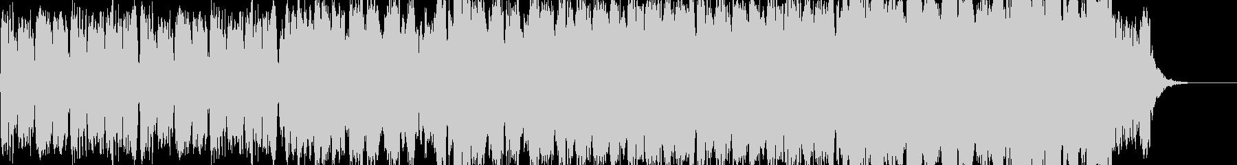 リコーダー4重奏のバロック音楽の未再生の波形