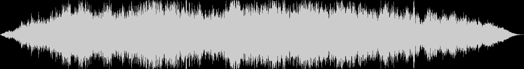 ドローン スペイン語01の未再生の波形