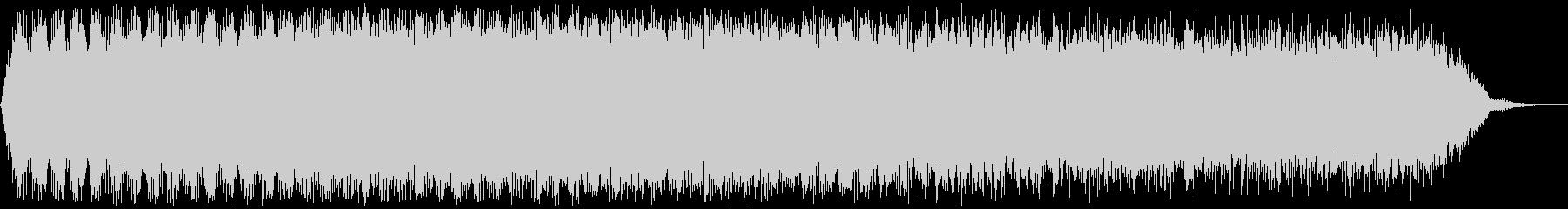 【アンビエント】ドローン_23 実験音の未再生の波形