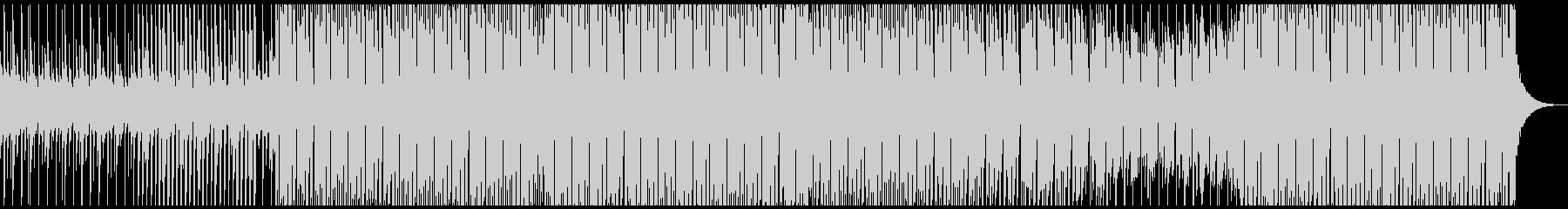 エネルギーダンスの未再生の波形