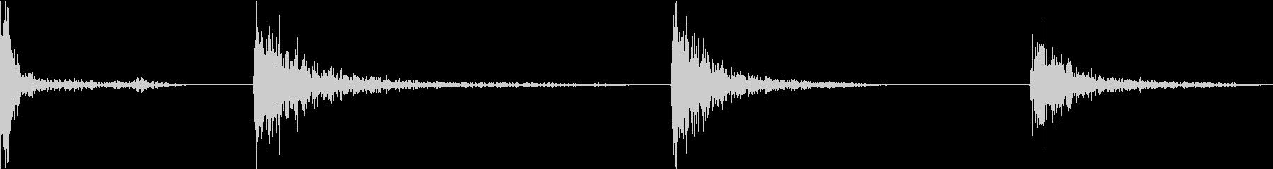 シートメタル、インパクト、ロング、...の未再生の波形