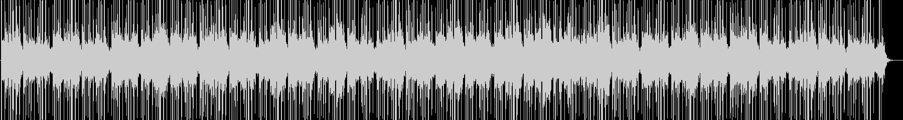永遠に聞ける優しいチルアウトの未再生の波形