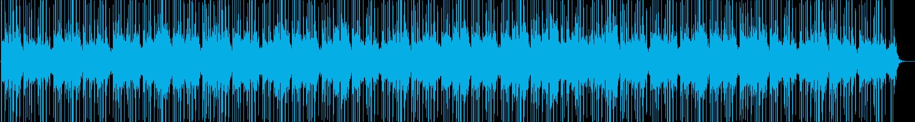 永遠に聞ける優しいチルアウトの再生済みの波形