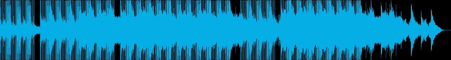 みずたま模様の再生済みの波形