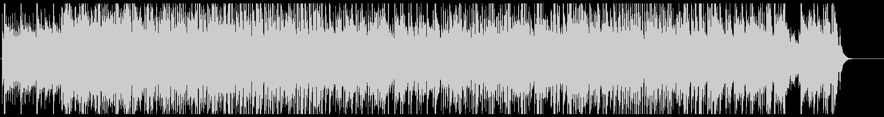 Jingle Bellsのメタルカバーの未再生の波形