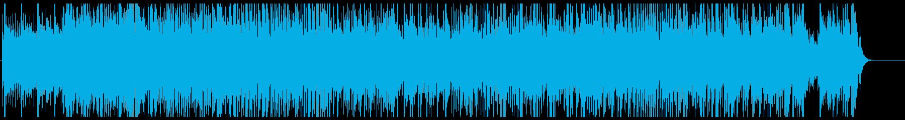 Jingle Bellsのメタルカバーの再生済みの波形