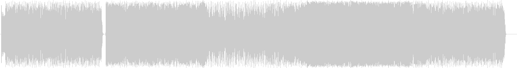 ニヒルで謎めいたキャラなイメージの未再生の波形